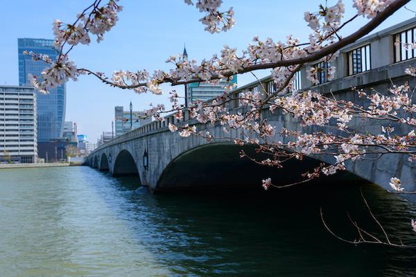 新潟県信濃川