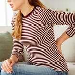 まだ若いのに腰痛が… 女性が日常生活で痛みを感じている体の部位