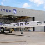 ユナイテッド航空が超音速旅客機50機発注 サステナブル燃料で飛行し2029年就航予定