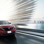 日産が作る新EV「アリア」は日本先行発売です