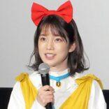 テレ朝・弘中綾香 ファッション誌で一流タレントのオーラ