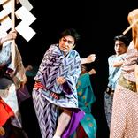松本幸四郎構成・演出で46名の日本舞踊家が舞い踊る~「第4回未来座=祭(SAI)=『夢追う子』」
