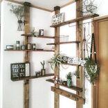 賃貸の洗面所にも出来るディアウォール特集。狭い空間に収納を増やす方法をご紹介