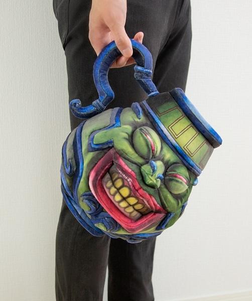 強欲な壺のハンドバッグ