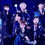 SixTONES、横アリで有観客公演「会いたかった」 King Gnu常田大希提供の新曲も発表