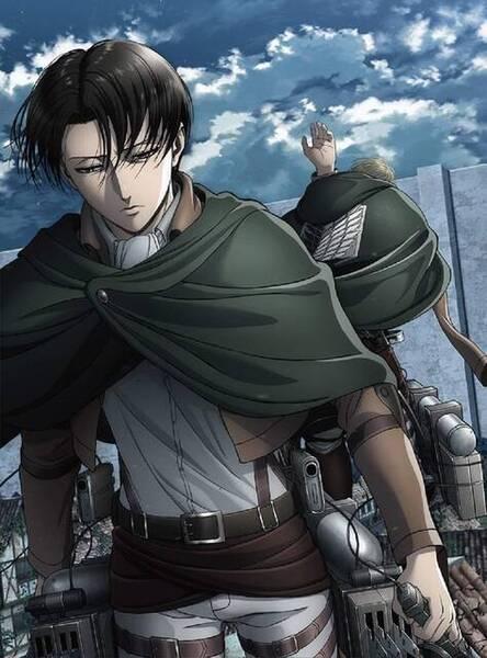 DVD TVアニメ『進撃の巨人』Season3 第6巻 画像