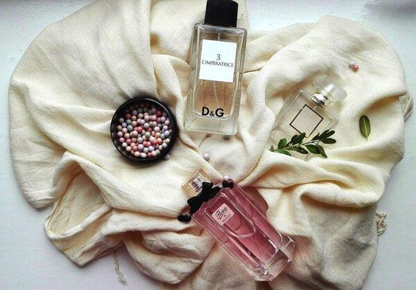3つの香水