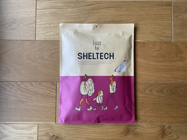 SHELTECH Ws FRENCH TEE