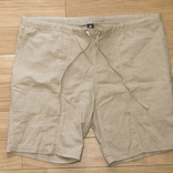 モンベルの「紙糸を使ったイージーショーツ」は、部屋着にもちょっとした外出にもイケちゃう暑い日の強い味方だよ 身軽スタイル