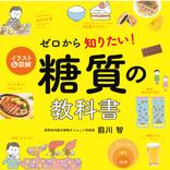 発売後即重版! ダイエット専門医が教える『ゼロから知りたい!糖質の教科書』が好調 !