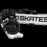 長さ44cmで雪上を滑る新しいウインタースポーツ「スキースケート」