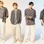 Sexy Zone「グループ史上究極のラブソング」秦基博提供の新曲8・4発売