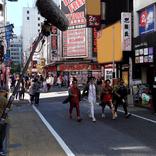 リウ・ハオラン、ワン・バオチャン、妻夫木聡、長澤まさみらが興収750億円超え多国籍映画を語る『唐人街探偵 東京MISSION』メイキング