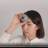 「前見て歩けばいいだけじゃん」「まさに必要は発明の母だな」 歩きスマホ癖が強い人用のウェアラブルカメラ「The 3rd Eye」