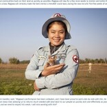 人間の約200倍のスピードで地雷捜索したネズミ 5年間尽力し引退(カンボジア)<動画あり>
