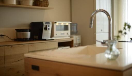 オーダーキッチンのイメージ