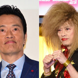 遠藤憲一、ミニスカ姿「しっくりくるように…」菜々緒構想ガールズラブにも女子役で意欲