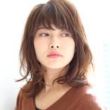 韓国美人になれる「ミディアム×レイヤーカット」いまトレンドの髪型はコレ