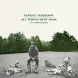 ジョージ・ハリスンが1970年に発表した名盤『オール・シングス・マスト・パス』が発売50周年を記念して初のマルチ・フォーマットで発売決定