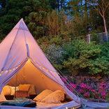 千葉・季美の森のグランピング施設で宿泊サービス開始 「The Forest Garden KIMINOMORI」、自然の中でBBQも