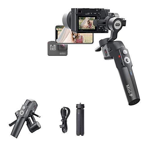 MOZA 3軸ジンバル Mini-P 一眼レフ/ミラーレスカメラ 動画撮影 Gropo対応 長時間撮影