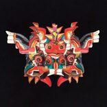 民族仮面を独自に再構築。kneW / KUNIO KOHZAKI Solo Exhibition 「破壊再生世代 / 一寸先は光」展