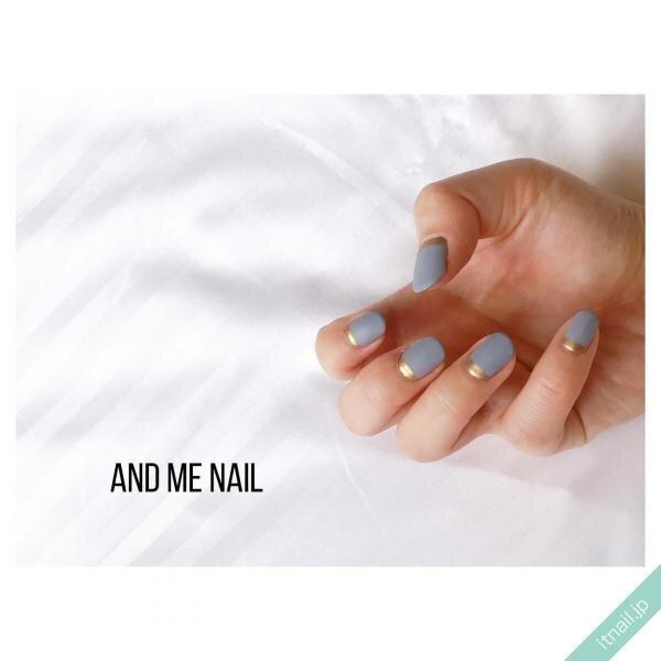 AND ME NAILが投稿したネイルデザイン [photoid:I0091927] via Itnail Design (646083)