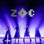 ZOC、ライブハウスツアー初日公演よりライブ映像の一部を公開
