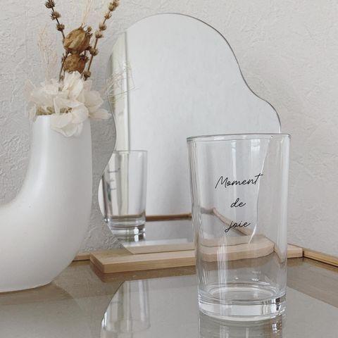 ダイソーレタリンググラス