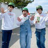 出川哲朗、片岡愛之助と高島礼子の『充電旅』初登場に感激 「番宣抜きで来てくれた」
