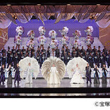 宝塚歌劇星組、舞浜アンフィシアター公演「VERDAD!!」を世界初の8Kウルトラズームでライブ配信!