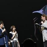 いきものがかり、3人体制ラストライブの最後にデビュー曲「SAKURA」披露