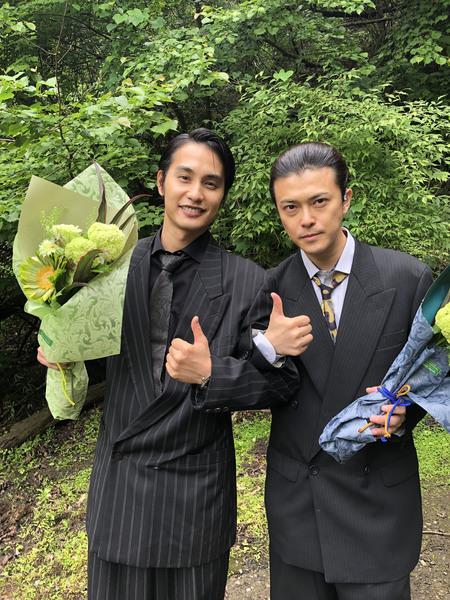 左から、中村蒼、勝地涼 (C)日本テレビ
