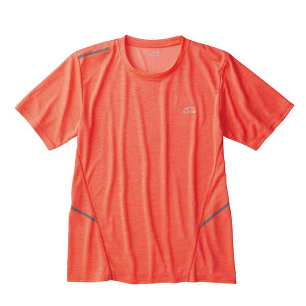 冷感リフレクティブフランク半袖Tシャツ
