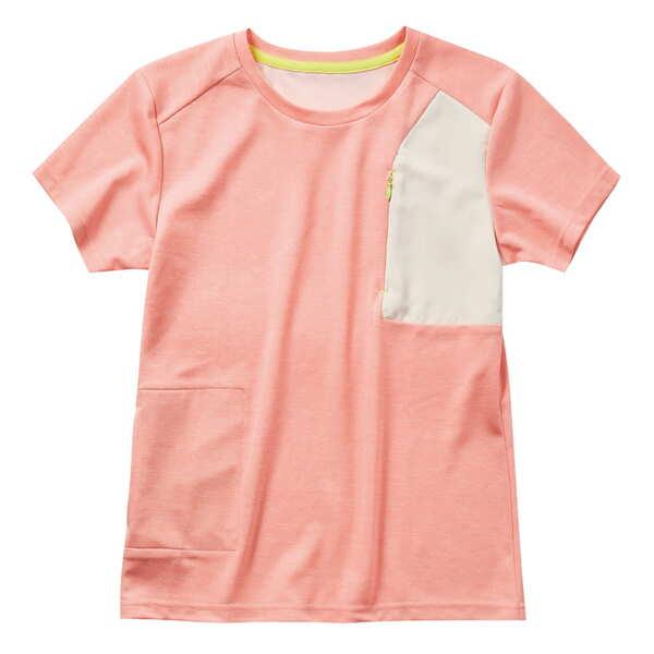 レディースドライカチオンアクティブTシャツ