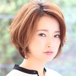 王道ヘアカラーはブラウンで。明るめの髪色でも浮かない人気の大人スタイル