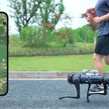 中国製の犬型ロボがもっと安価に。「Go1 air」なら30万円でお釣りが来る
