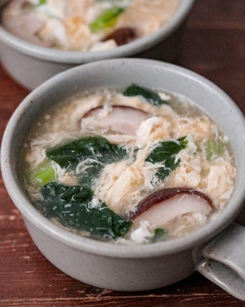 とろみ中華スープ