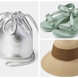 カラフルなバッグ&シューズは気軽にプチプラ! GUで40代の女性が欲しいトレンド小物3選