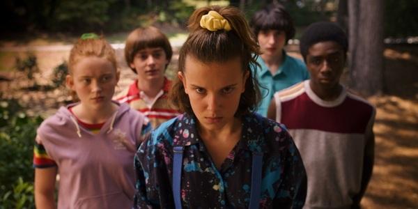 Netflix オリジナルシリーズ『ストレンジャー・シングス 未知の世界』はシーズン1から3が独占配信中。