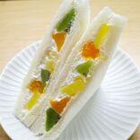【セブン-イレブン新商品ルポ】こだわり卵使用の濃厚カスタードと5種のフルーツ「フルーツミックスサンド」