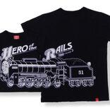 大人も着られるおしゃれな「きかんしゃトーマス」Tシャツ 新作9種がオンラインショップに登場