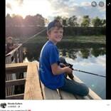 10歳少年、川に落ちた妹を救出した後に溺れて亡くなる(米)