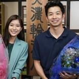 仲野太賀「とにかく幸せ」芳根京子「何度も心救われた」『コントが始まる』撮了
