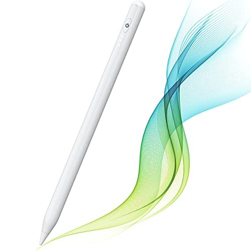 スタイラスペン iPad 磁気吸着/傾き感知/誤作動防止機能対応 パームリジェクション搭載 オート 超高感度 極細 1.7mm iPadペンシル 軽量 USB充電式 2018年以降iPad/iPad Pro/iPad air/iPad mini5 対応