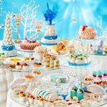 【ヒルトン東京】夏の『スイーツ食べ放題』♪「プリンセス・マーメイド」の世界観を楽しむビュッフェ