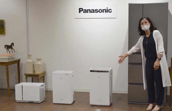 Panasonic(パナソニック)の衣類乾燥除湿機セミナー