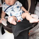 夏場のベビーカー移動を快適に。熱中症対策に役立つファン付きクーリングシート