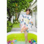 日向坂46・齊藤京子、『週刊少年チャンピオン』の表紙飾る 爽やかな夏の笑顔