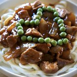 【再現レシピ】『油っこいロマンス』の「ハートのグリーンピースジャージャー麺」